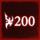 vs Protoss 200.